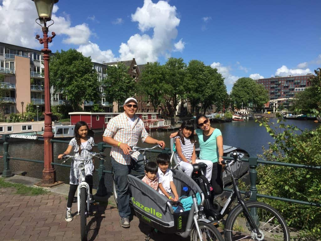 Things to do with kids in Amsterdam