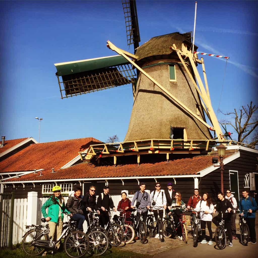Countryside Windmill Tour