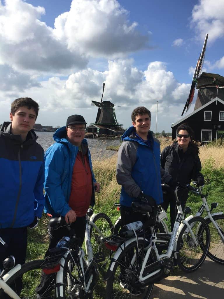 Zaanse Schans Bike Tour