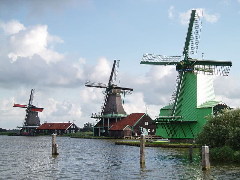Zaanse Schans Bike Tour